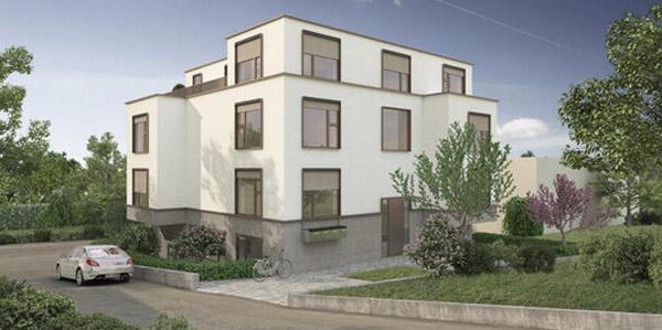 MFH mit 8 Wohnungen