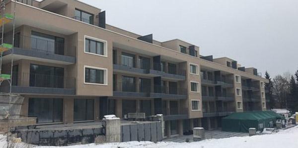 MFH Sanierung mit 40 Wohnungen