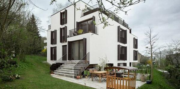 MFH Neubau mit 6 Wohnungen