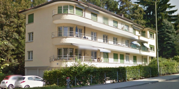MFH Sanierung mit 13 Wohnungen